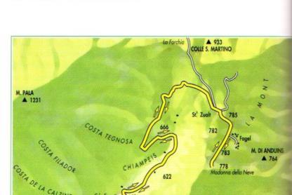 madonna-della-neve-itinerario