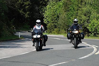 Tramonti di Sotto è una destinazione turistica per i motociclisti